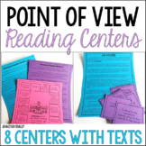 Point of View Centers | Reading Games
