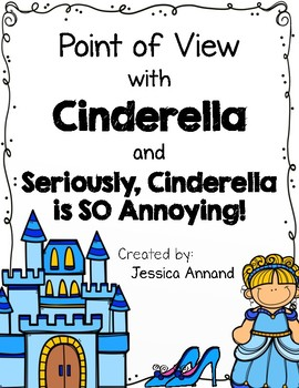 Point of View - Cinderella and Seriously, Cinderella is SO