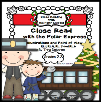 Christmas Close Read with the Polar Express
