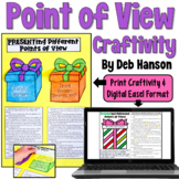 Point of View Craftivity