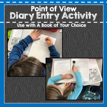 Point of View Diary Entry Activity