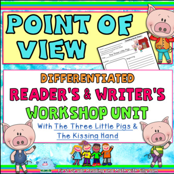 Point of View Integrated Reader's & Writer's Workshop Lessons