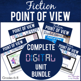 Point of View Fiction DIGITAL BUNDLE | Distance Learning