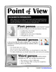 Point of View: First Person, Second Person Third Person
