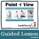 Point of View: First Person, Second Person, Third Person Presentation