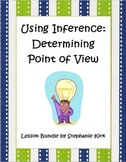 Point of View - First, Second, Third Objective, Limited, and Omniscient Bundle