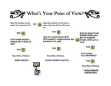 Point of View Flow Chart--Analysis of Point of View