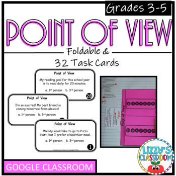 Point of View Foldable- 1st & 3rd person