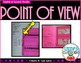 Point of View Foldable- 1st & 3rd person *English & Spanish Bundle*