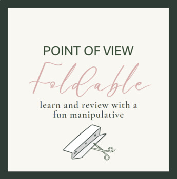 Point of View Foldable