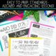 Point of View Full Lesson Plans with Activities