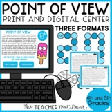 Point of View Game for 4th and 5th Grades | Point of View Center