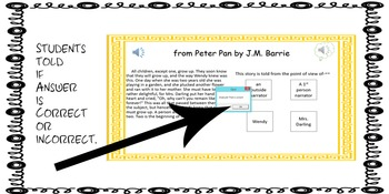 Interactive PowerPoint Point of View Game (with Results)