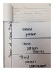 Author's Point of View (Graphic Organizer)