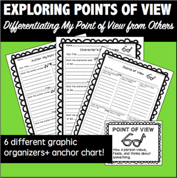 Point of View: Identifying, Inferring & Comparing Points of View