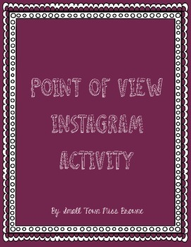 Point of View Instagram Activity