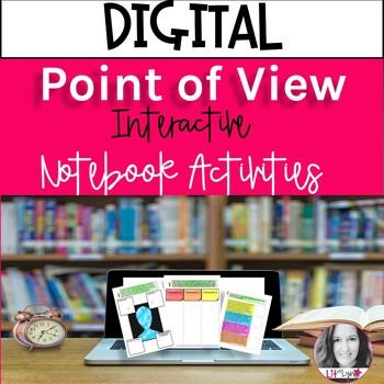 Point of View- Interactive Digital Notebook Activities