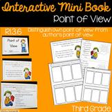 Point of View Interactive Mini Book {RI.3.6}