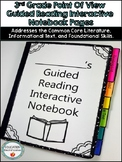 Point of View Interactive Notebook Pages Freebie