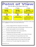 Point of View Introduction- Late Elem./Middle School