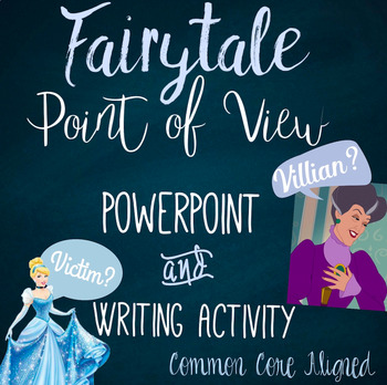 Point of View: Introduction and Writing Assignment (Common