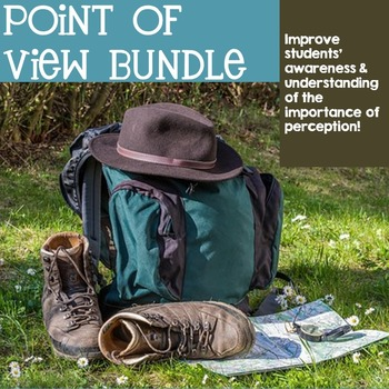 Point of View Lesson Bundle {CCSS Aligned}