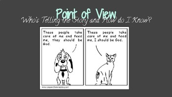Point of View Lesson and Activity
