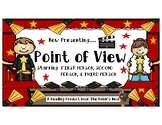 Point of View Practice:  Anchor charts and Practice Sheets!