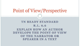 Point of View (Literature) Powerpoint