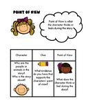 Point of View  Mini Anchor Chart