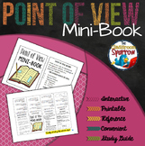 Point of View Mini-Book (A Perfect Addition to an ELA Interactive Notebook)