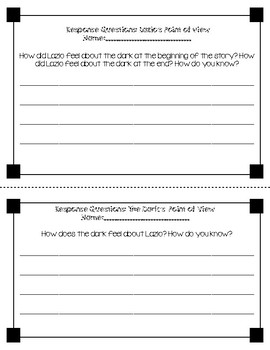 Point of View Mini Lessons With Mentor Texts