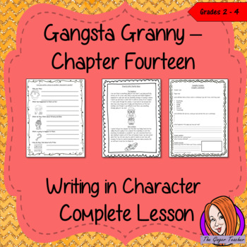 Point of View Narrative Writing  – Gangsta Granny
