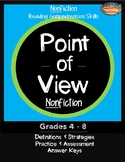 Point of View--Nonfiction--4th - 8th Grades