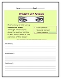 Point of View Notes