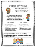 Point of View & Opinion Holiday Writing