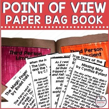 Point of View Paper Bag Book