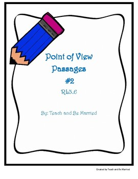 Point of View Passages #2
