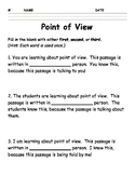 Point of View Passages