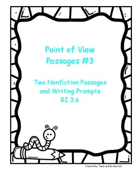 Point of View Passages #3