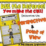 Point of View and Perspective Craftivity (1st Person & 3rd Person POV)