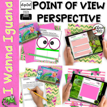 Point of View &amp- Perspective RL3.6 RL4.6 (BUNDLE) | Mentor texts ...