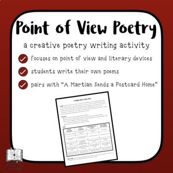 Point of View Poem Writing