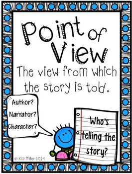Point of View Posters - FREEBIE!