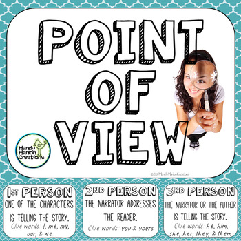 Point of View Poster Freebie