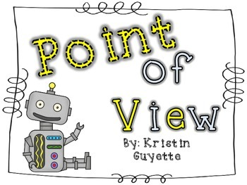 Point of View Posters and Activities