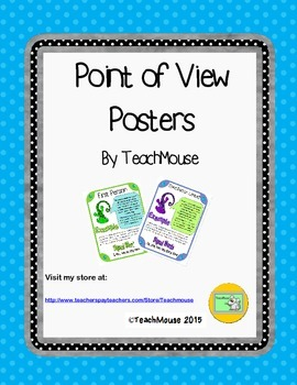Point of View Posters and Mini Book