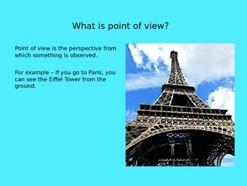 Point of View PowerPoint