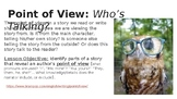 Point of View Powerpoint (5th-6th Grade)