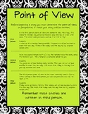 Point of View Printable